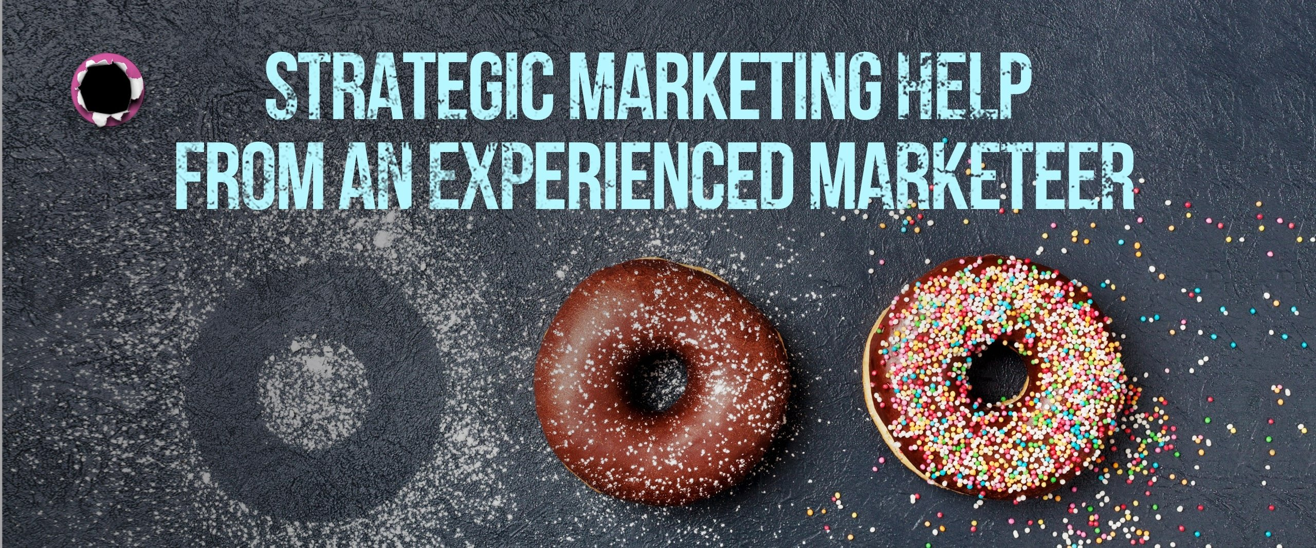 strategic marketing from an experienced marketeer